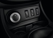 2015 Renault Duster SUV Facelift AWD Switches